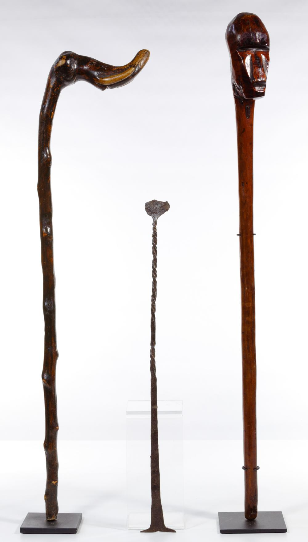 African Cane and Kissi Penny Assortment