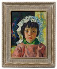 Luigi Corbellini (Italian, 1901-1968) Oil on Canvas
