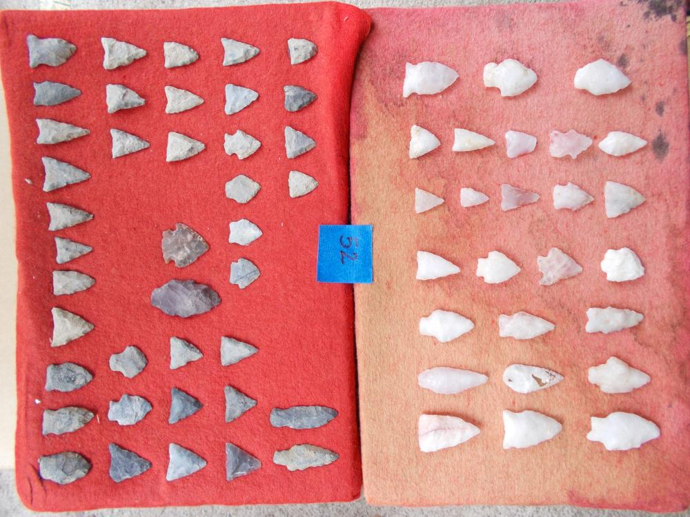 65 Local Arrowheads