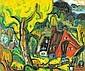 Pierre Bedard Le Coeur de L'ete oil on canvas 20 x, Pierre Bedard, Click for value