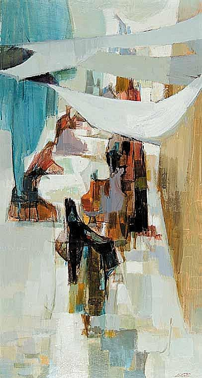 Artist : HILTON MACDONALD HASSELL ~ [1910-1980]