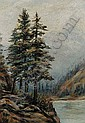 Artist : M. EMILY CARR ~ [1871-1945] Canadian, Emily M Carr, Click for value