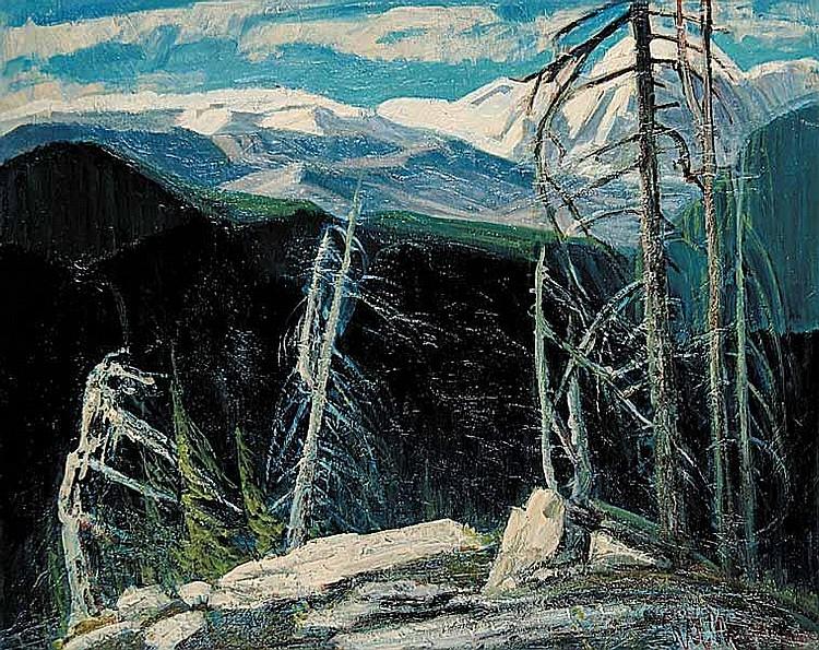Artist : RUDOLF ANTON MESSNER ~ [1912-1997]
