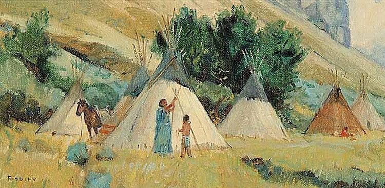 Artist : SHERYL LAMAR BODILY ~ [b.1936] American
