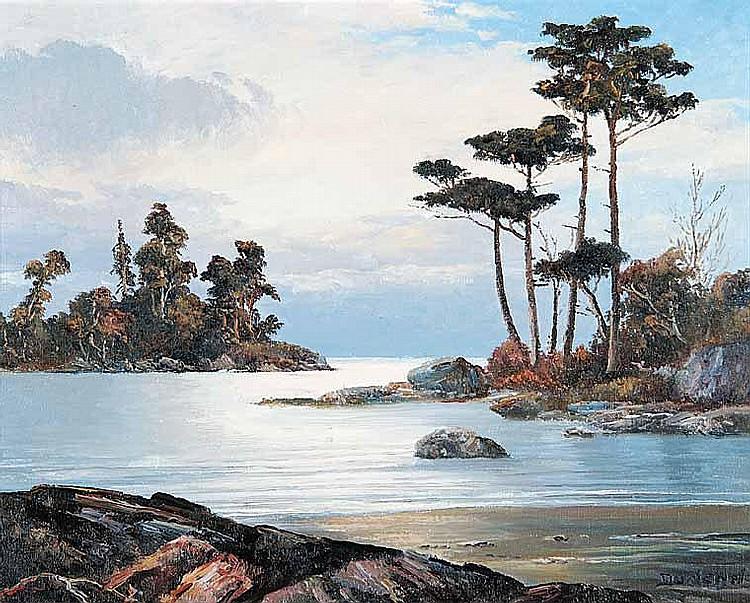 Crockford, Duncan MacKinnon: Untitled - Sunset,