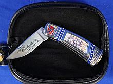 FRANKLIN MINT COLLECTOR KNIVES