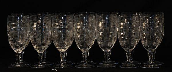 FOURTEEN RALPH LAUREN ICE TEA GLASSES
