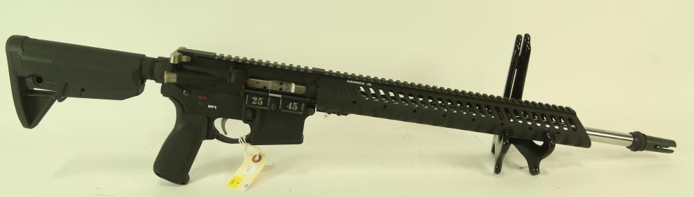 AR15 - BCM4 COMPLETE LOWER & SHARPS RIFLE CO 25-45