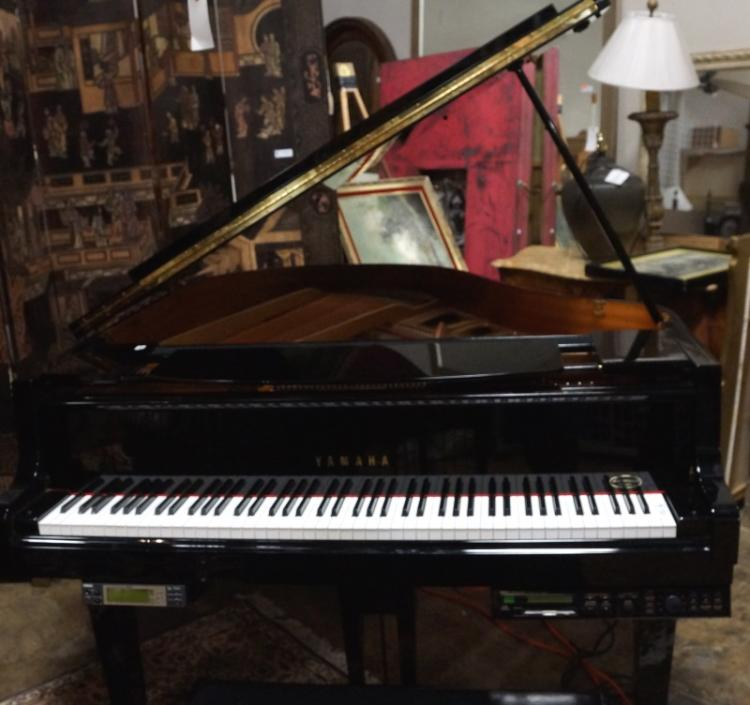 Yamaha Gp Disklavier Baby Grand Auto Player Piano