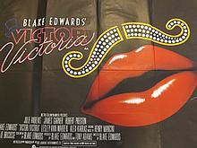 Film Poster of Blake Edwards, Victor Victoria -