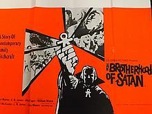 Film Poster of The Brotherhood of Satan - Staring