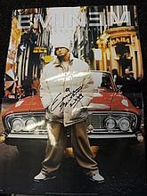 Rock Poster Laminated of Eminem