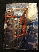 Film Promotion Poster of Spiderman 2
