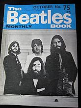 The Beatles Book, Monthly No. 75 Dated October