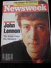 Newsweek Magazine dated Oct 17 1988, Front Page