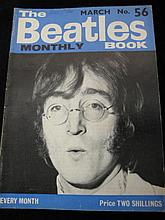 The Beatles Book, Monthly No. 56 Dated March 1968