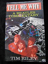 Tell Me Why, A Beatles Commentary by Tim Riley
