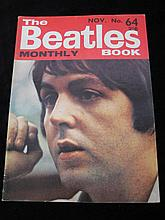 The Beatles Book, Monthly No. 64 Dated Nov 1968