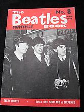 The Beatles Book, Monthly No. 8 Dated March 1964