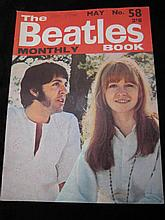 The Beatles Book, Monthly No. 58 Dated May 1968