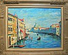 Nino Pippa, Italian (b. 1950), Venezia, Il Canal Grande, oil on board, 18 x 24 inches, Nino Pippa, Click for value