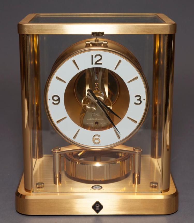 Atmos clock key generator