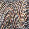 Sol Lewitt, American (1928-2007), Wavy Brushstrokes Superimposed, 1995, color etching, ed. 22/25, 41 x 41 inches, Sol LeWitt, $1,500