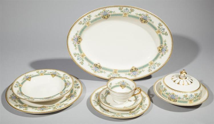 Rosenthal 94-piece Porcelain Dinner Service, DEVONSHIRE pattern