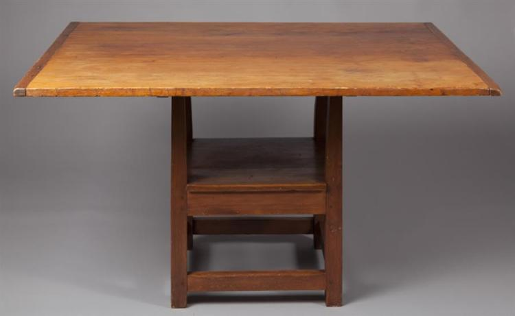 Antique Pennsylvania Hutch Table, Circa 1830