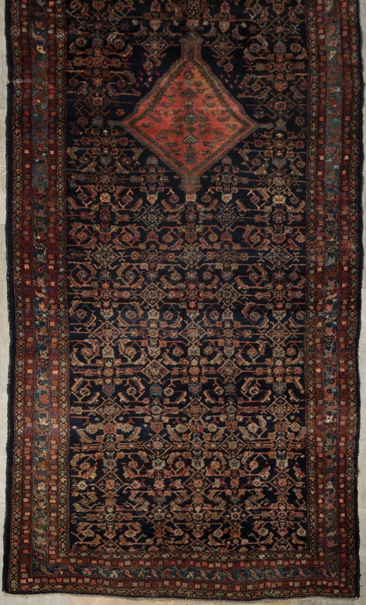 Handwoven Hamadan Room Rug