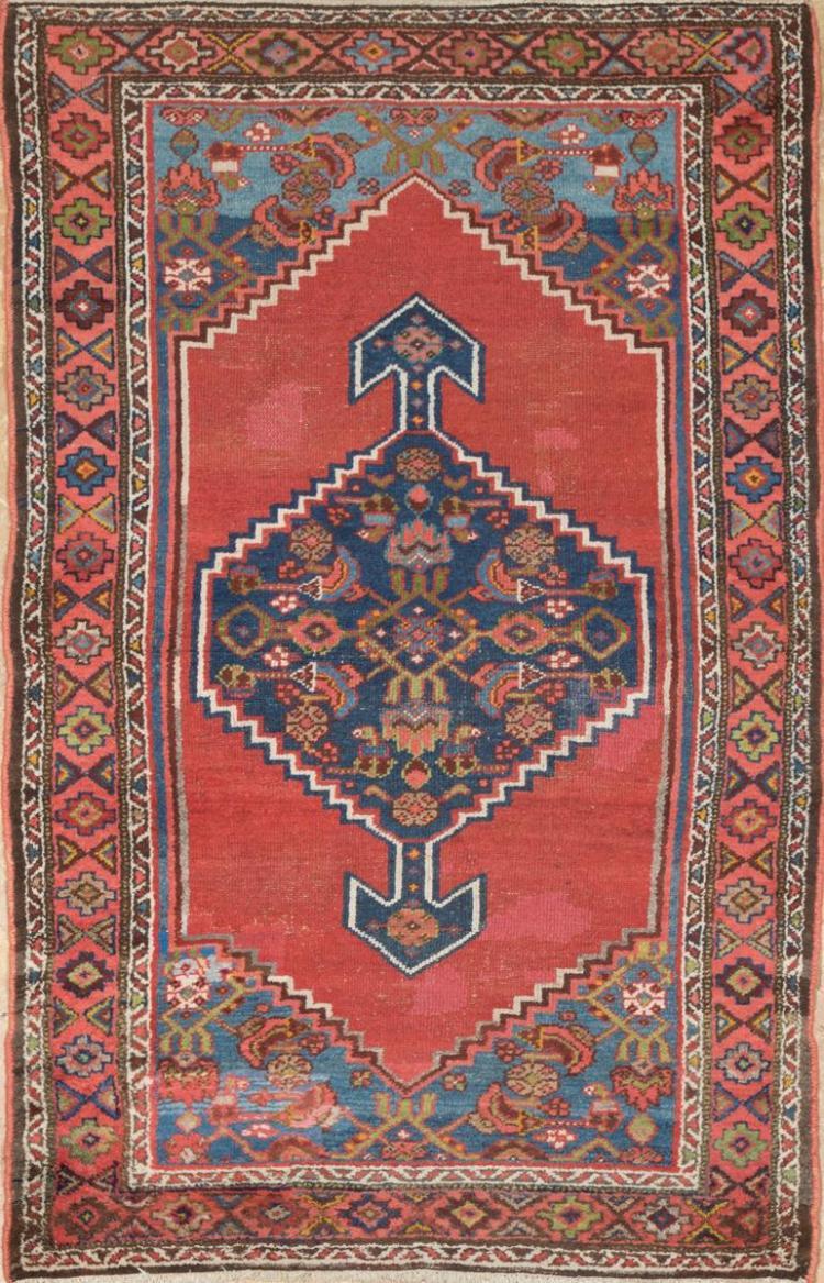 Persian Directional Throw Rug
