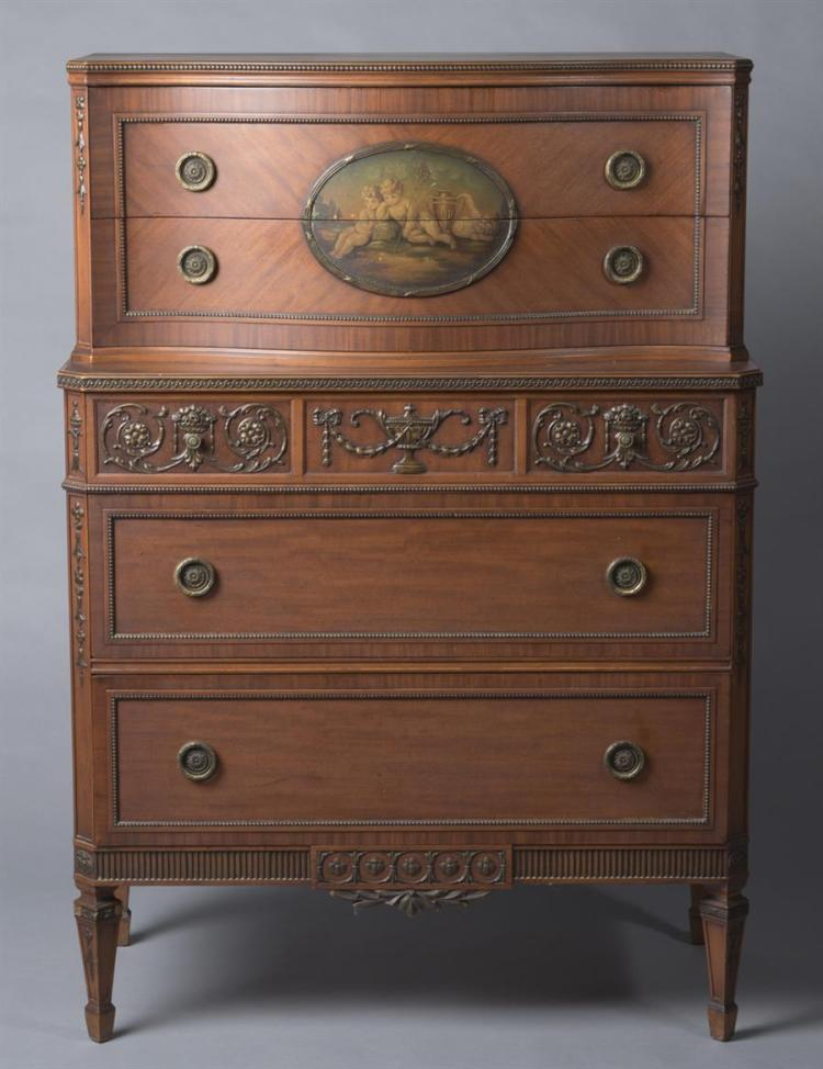 Early 1920''s Chest of Drawers