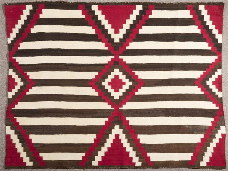 Navajo Third Phase Chief''s Blanket