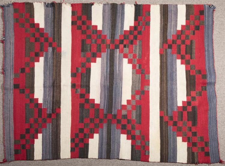 Navajo Ganado Rug