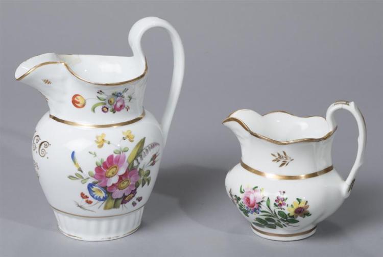 William Ellis Tucker, Philadelphia, Porcelain Jug