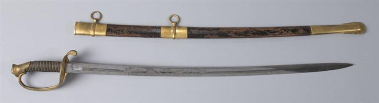 Union Ceremonial Sword