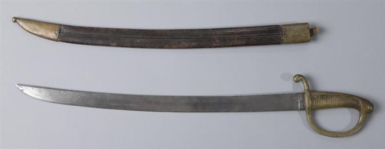 Solingen Union Cavalry sword with scabbard.