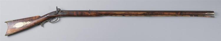 Pennsylvania Rifle Works Long Rifle, Mid 19th Century