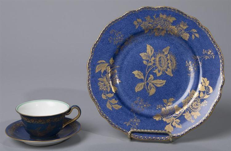 Wedgwood Associated Three-piece Breakfast Set