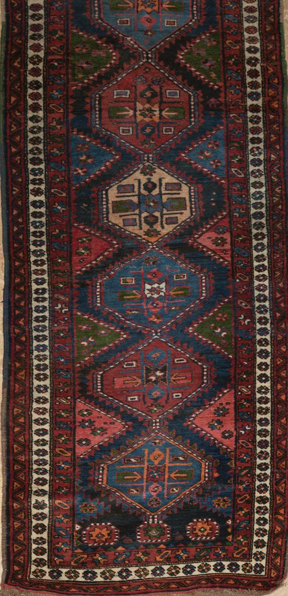 Antique Northwest Persian Kurdish Runner