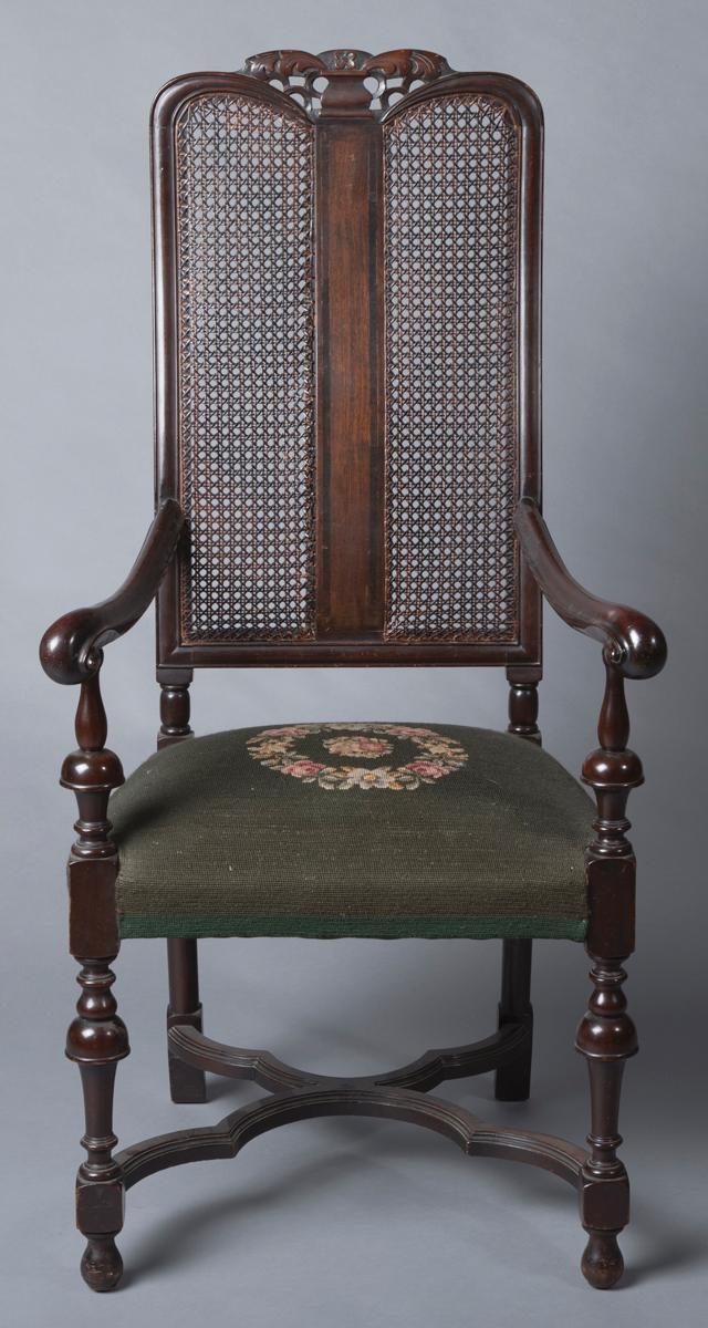 Flemish Design Open Armchair