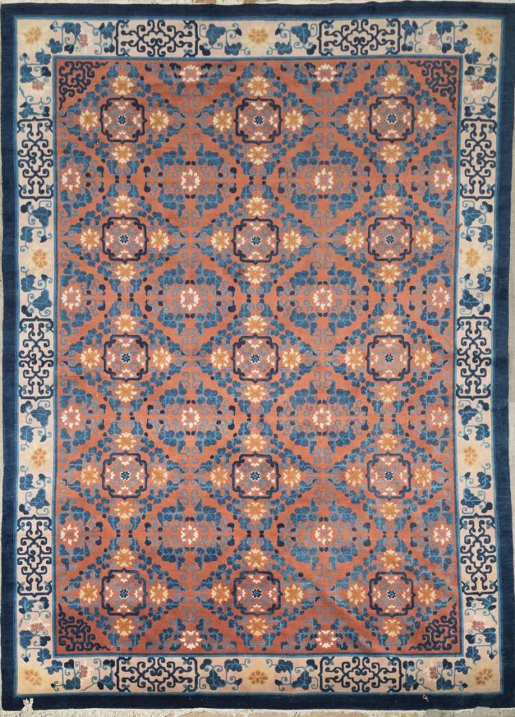 Handwoven Chinese Room Rug