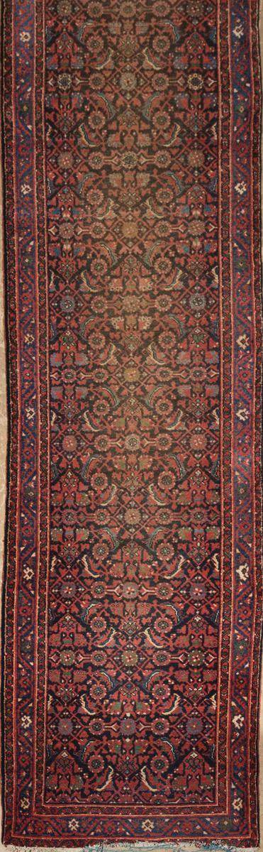 Handwoven Persian Long Rug