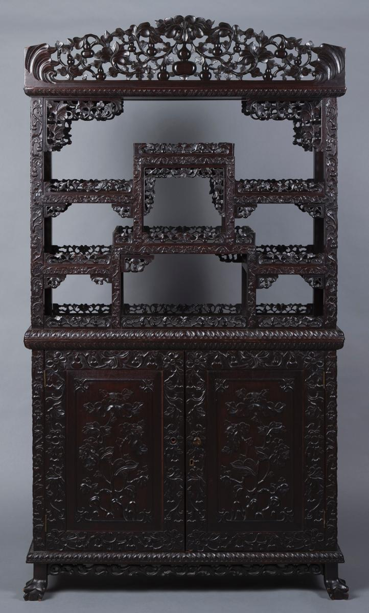 Asian Design Cabinet