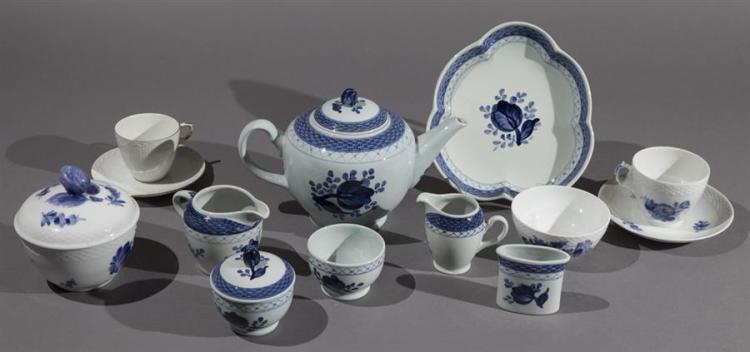 Collection of Danish Ceramic