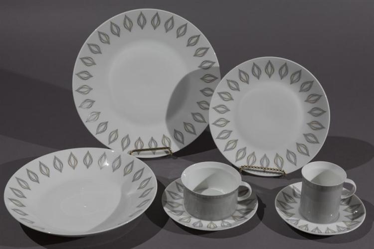 Rosenthal Porcelain Dinner Set