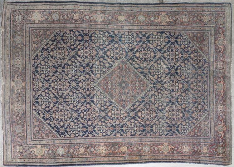 Early 20th Century Bakhtiari Area Carpet