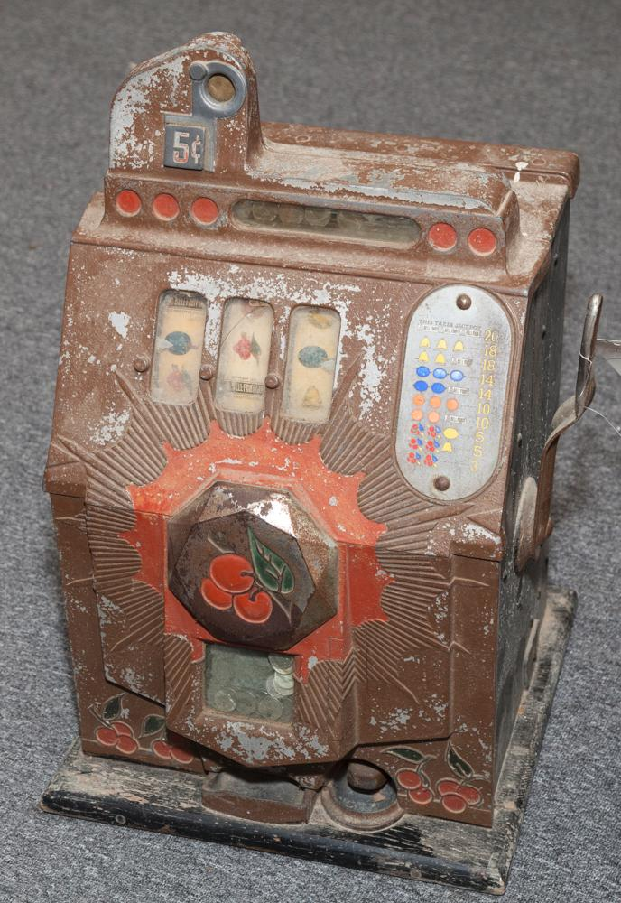 slot machine company chicago