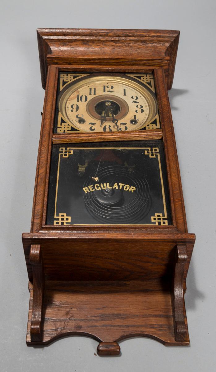 Ingraham Company, Bristol, Connecticut, Regulator wall clock