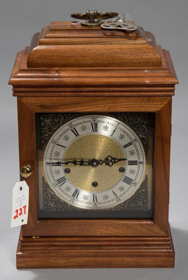 Mantle Clock Made In West Germany With Key